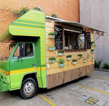 Food Truck Design Services In Delhi Noida India